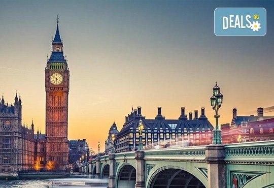Самолетна екскурзия до Лондон с Дари Травел! 3 нощувки със закуски в Royal National Hotel 3*, билет, летищни такси, трансфери и богата програма - Снимка 12