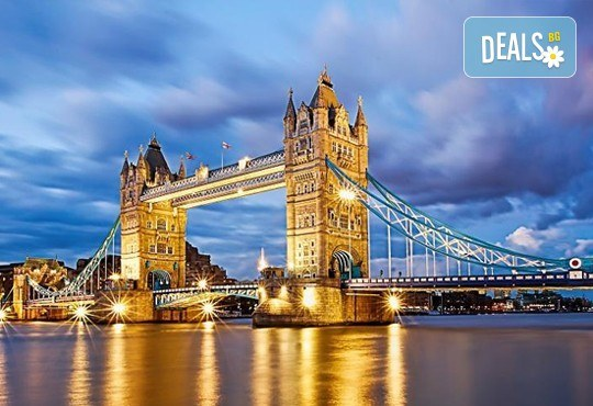 Самолетна екскурзия до Лондон с Дари Травел! 3 нощувки със закуски в Royal National Hotel 3*, билет, летищни такси, трансфери и богата програма - Снимка 3