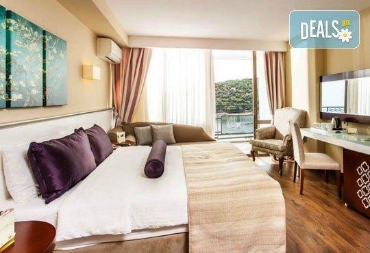 Специална цена за почивка в Кушадасъ през октомври! 7 нощувки на база All Inclusive в Tusan Beach Resort 5*, възможност за транспорт! - Снимка 3