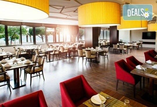 Специална цена за почивка в Кушадасъ през октомври! 7 нощувки на база All Inclusive в Tusan Beach Resort 5*, възможност за транспорт! - Снимка 7