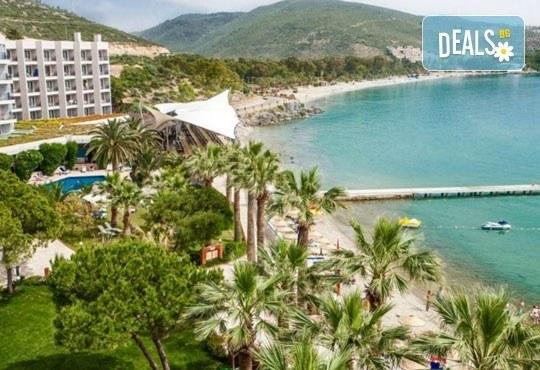 Специална цена за почивка в Кушадасъ през октомври! 7 нощувки на база All Inclusive в Tusan Beach Resort 5*, възможност за транспорт! - Снимка 10