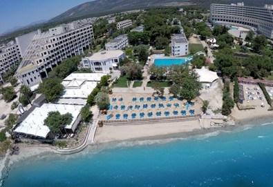 Почивка в Дидим, Турция, през октомври! 7 нощувки на база All Inclusive в хотел Carpe Mare Beach Resort 4*, възможност за транспорт! - Снимка