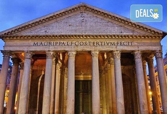 Самолетна екскурзия до Рим - сърцето на Италия през ноември, с Дари Травел! 3 нощувки със закуски в хотел 2*, билет, трансфери и водач от ТА! - Снимка 7