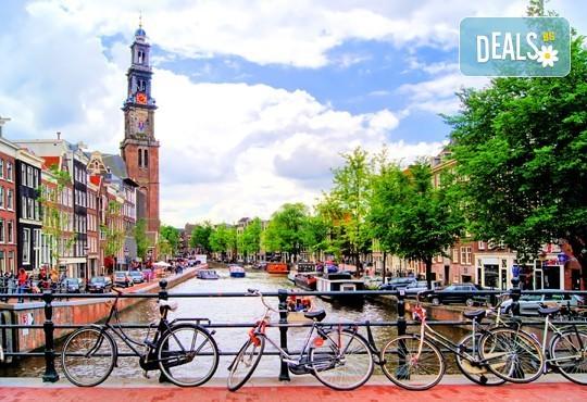 Екскурзия през октомври до Амстердам - северната Венеция! 3 нощувки със закуски, самолетен билет и водач от София Тур! - Снимка 6