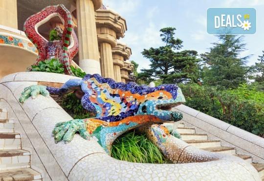 Самолетна екскурзия до Барселона с Дари Травел! 2 нощувки със закуски в хотел 3*, самолетен билет, трансфери и екскурзовод на български език - Снимка 3