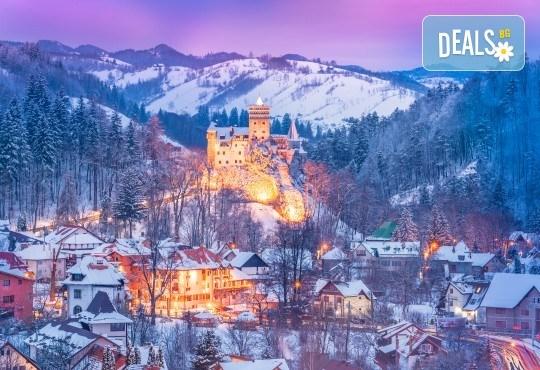 Екскурзия през декември до Синая и Букурещ! 1 нощувка със закуска, транспорт от Варна, Шумен, Разград или Русе, екскурзоводско обслужване - Снимка 1
