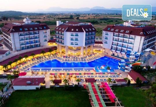 Last minute! Почивка от 08.09. в Сиде, Турция! 7 нощувки на база All Inclusive в Ramada Resort Side 5*, представител от ТА и транспорт! - Снимка 1