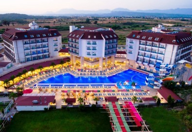 Last minute! Почивка от 08.09. в Сиде, Турция! 7 нощувки на база All Inclusive в Ramada Resort Side 5*, представител от ТА и транспорт! - Снимка