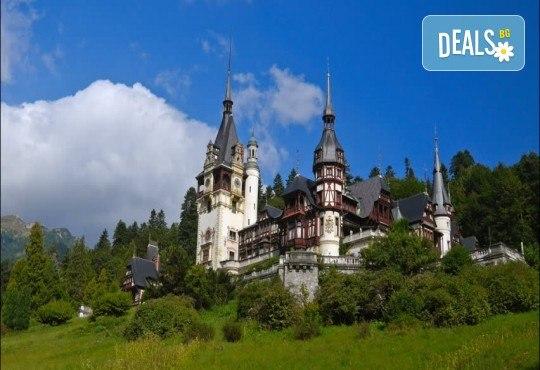 Екскурзия до Румъния, с посещение на Синая, Бран, Брашов и Букурещ: 2 нощувки със закуски в Palace Hotel 4* в Синая, водач и транспорт от Данна Холидейз! - Снимка 2