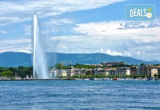 Вашата европейска приказка! Самолетна екскурзия през октомври и ноември до Женева, Швейцария! 3 нощувки в хотел 3* и самолетен билет от Океания Турс! - Снимка 3