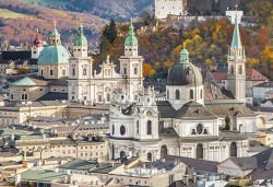 Екскурзия до Венеция, Виена, Залцбург и Будапеща през 2018-та! 5 дни и 4 нощувки със закуски, транспорт, водач и пешеходни разходки в градовете! - Снимка