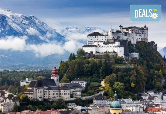 До Венеция, Виена, Залцбург и Будапеща: 4 нощувки със закуски и транспорт