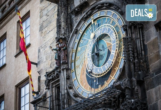 Уикенд през октомври в Златна Прага! 2 нощувки със закуски, самолетни билети, такси, трансфери и екскурзовод от Онекс Тур - Снимка 2