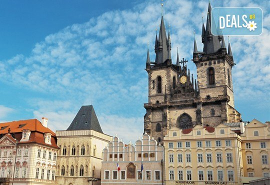 Уикенд през октомври в Златна Прага! 2 нощувки със закуски, самолетни билети, такси, трансфери и екскурзовод от Онекс Тур - Снимка 4