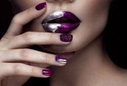 Дълготраен маникюр с най-новите лакове за 2017г. Gelosophy на Astonishing Nails и 2 декорации от Дерматокозметични центрове Енигма, Хасково - Снимка