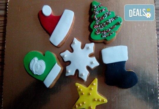 За момичета! Вземете половин или един килограм бисквити за момичета: цветя, пеперуди, калинки, звезди и сърца от Muffin House! - Снимка 5