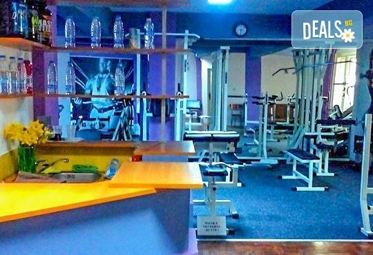 Извайте перфектно тяло с неограничен брой тренировки с инструктор в рамките на 30 дни и изготвяне на индивидуална тренировъчна програма от фитнес клуб Алпина - Снимка 4