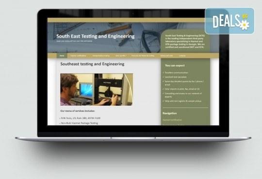 Доверете се на най-добрите! Изработка на уеб сайт със страхотен дизайн, хостинг и първоначална SEO оптимизация от Web Solution! - Снимка 3