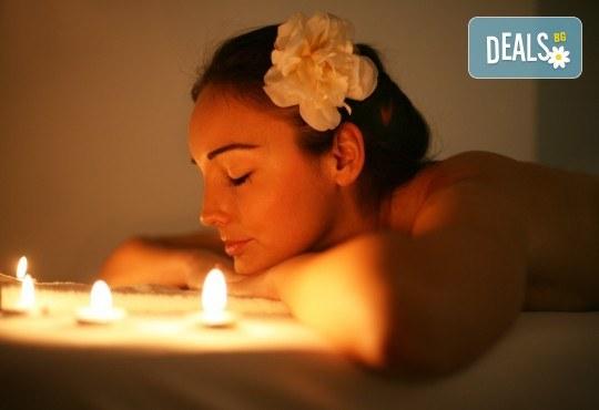 Наслада за тялото и душата! 40-минутна ароматерапия с етерични масла в салон за красота Ди Ес! - Снимка 1