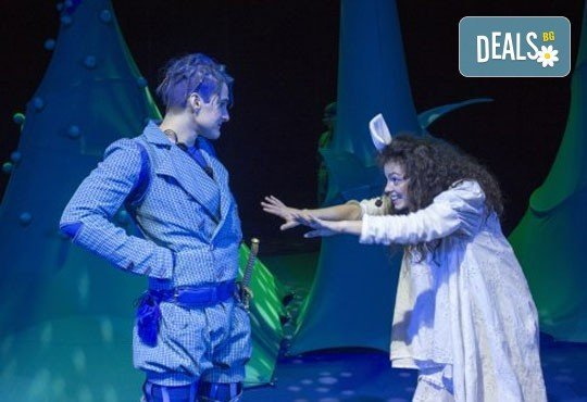 Приказка за малки и големи! Гледайте мюзикъла Питър Пан в Театър София на 08.10. от 11.00 ч., билет за двама! - Снимка 9