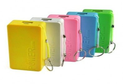 Вземете външна батерия за смартфон, таблет, MP3 плеър, конзоли и други дигитални устройства от За теб и мен!