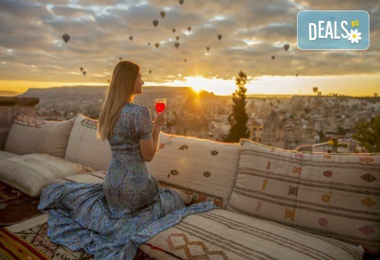 Екскурзия до Анкара, Кападокия и Истанбул през октомври с Дениз Травел! 4 нощувки със закуски в хотел 2/3*, транспорт, екскурзовод и бонус програми! - Снимка 1