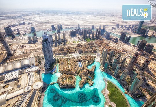 Магията на космополитния Дубай! Екскурзия през есента: 7 нощувки със закуски в Cassells Al Barsha 4*, самолетен билет, водач и обзорна обиколка - Снимка 2