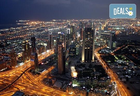 Магията на космополитния Дубай! Екскурзия през есента: 7 нощувки със закуски в Cassells Al Barsha 4*, самолетен билет, водач и обзорна обиколка - Снимка 6