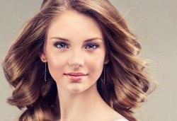 Професионално подстригване, масажно измиване и терапия според типа коса по избор и подсушаване от Женско царство! - Снимка
