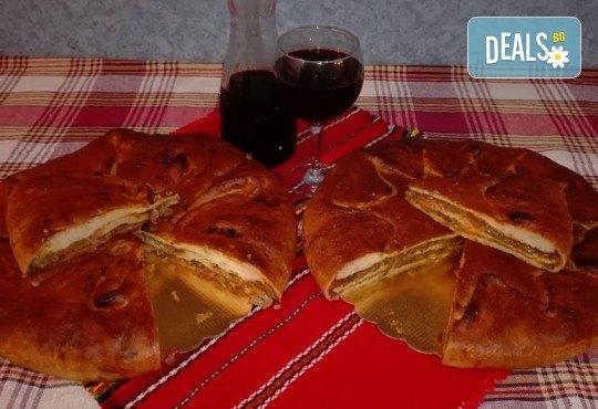 Мераклийски приготвен лучник или апетитен мазник 2 кг. по рецепта от северна България, ексклузивно от Работилница за вкусотии Рави! - Снимка 5