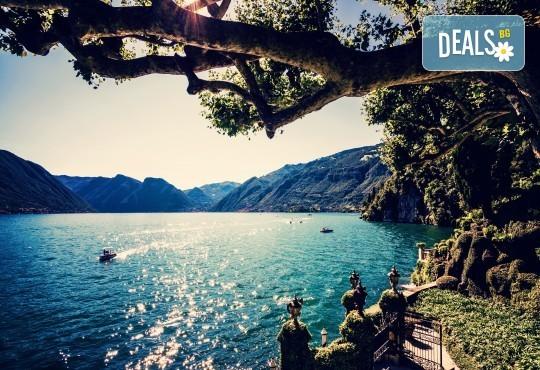 Златна есен в Италия с Дари Травел! 3 нощувки със закуски в хотел 3* в Милано, самолетен билет, летищни такси, посещение на езерата Гарда и Лугано - Снимка 4
