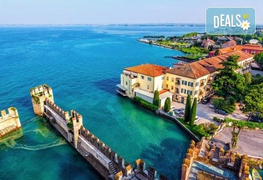 Златна есен в Италия с Дари Травел! 3 нощувки със закуски в хотел 3* в Милано, самолетен билет, летищни такси, посещение на езерата Гарда и Лугано - Снимка 2