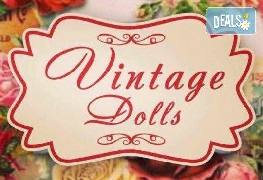 Завършете стила си със страхотен маникюр с гел лак Bluesky или Gelish и 2 камъчета в салон за красота Vintage Dolls - Снимка 8