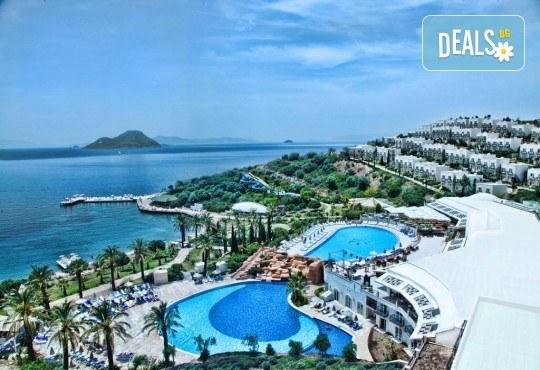 Last minute! Почивка през септември в Бодрум, Турция! 7 нощувки на база Ultra All Inclusive в хотел Yasmin Bodrum Resort 5*, възможност за транспорт - Снимка 1