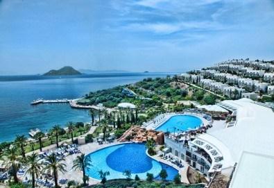 Last minute! Почивка през септември в Бодрум, Турция! 7 нощувки на база Ultra All Inclusive в хотел Yasmin Bodrum Resort 5*, възможност за транспорт - Снимка