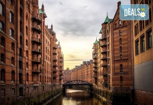 През есента в Хамбург, Германия: 3 нощувки със закуски, самолетен билет