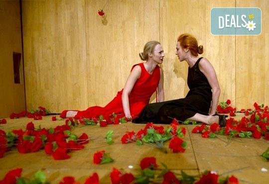 Пиеса за любовта и живота! Гледайте ''Лив Щайн'' в МГТ ''Зад канала'' на 12-ти октомври (четвъртък) - Снимка 1