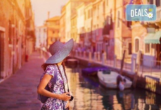Екскурзия до най-романтичните градове на Италия със Запрянов Травел през есента! 2 нощувки със закуски в хотел 3*, Лидо ди Йезоло, транспорт и програма - Снимка 1