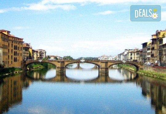 Флоренция, дата по избор: 3 нощувки със закуски, трансфери, самолетен билет