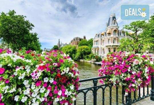 Екскурзия през есента до Амстердам, Холандия! 3 нощувки със закуски, самолетен билет, ръчен багаж и медицинска застраховка - Снимка 3