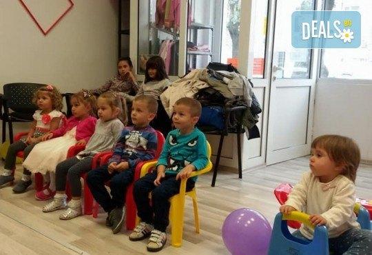 Три часа детски рожден ден за деца от 2 до 6 год. с включен куклен театър, безалкохолни напитки и зала за родителите от детски център Приказен свят - Снимка 6