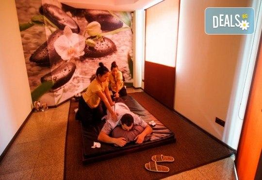 """Antiage терапия """"Дар от Бога"""" с розов жасмин в Студио за тайландски масажи ТhaimOut - Снимка 2"""