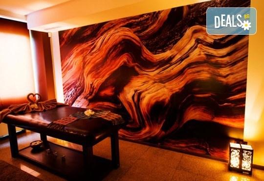 """Antiage терапия """"Дар от Бога"""" с розов жасмин в Студио за тайландски масажи ТhaimOut - Снимка 6"""