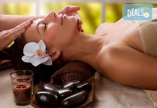 Релакс и екзотика! Балийски масаж на цяло тяло с етерични масла и египетски ритуал за уморени крака в студио Secret Vision - Снимка 1