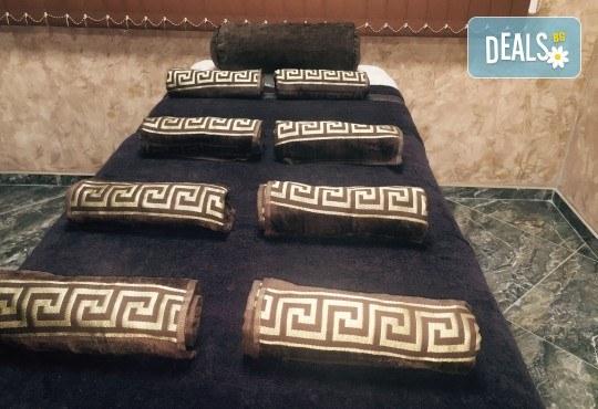 Релакс и екзотика! Балийски масаж на цяло тяло с етерични масла и египетски ритуал за уморени крака в студио Secret Vision - Снимка 8