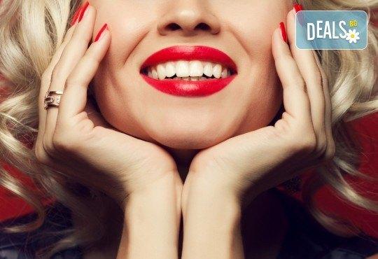 Дълготрайни цветове и безупречен стил! Маникюр с гел лак и сваляне на стар гел лак в A1 Beauty Salon - Снимка 1