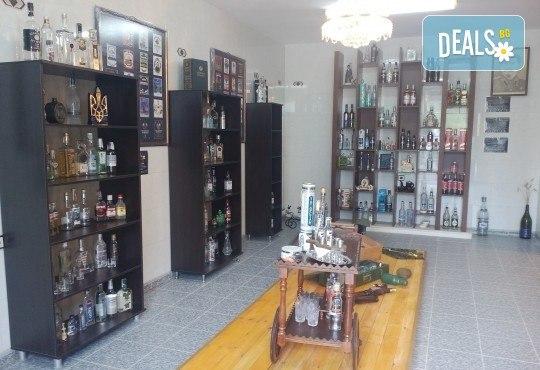 Посещение с гид на Музей на водката в град Каварна, разглеждане на експонатите, исторически разказ и дегустация - Снимка 12