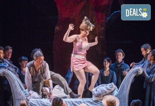 """Ексклузивно! Знаменитата опера на Моцарт """"Вълшебната флейта"""" на Кралската опера в Лондон, на 11,14 и 15 Октомври в Кино Арена в страната - Снимка 7"""
