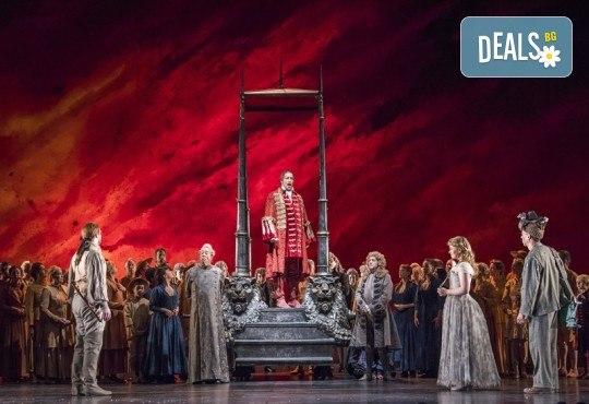 """Ексклузивно! Знаменитата опера на Моцарт """"Вълшебната флейта"""" на Кралската опера в Лондон, на 11,14 и 15 Октомври в Кино Арена в страната - Снимка 3"""