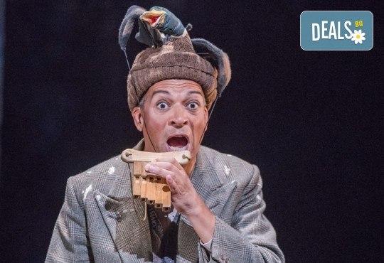 """Ексклузивно! Знаменитата опера на Моцарт """"Вълшебната флейта"""" на Кралската опера в Лондон, на 11,14 и 15 Октомври в Кино Арена в страната - Снимка 10"""